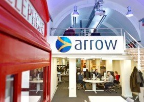 Arrow has strengthened its London presence [Image: Credit: Arrow Business Communications]
