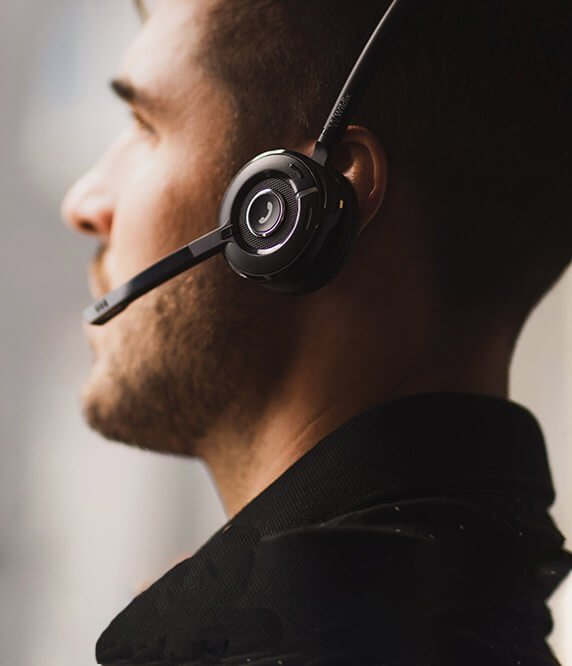 swift headset remote working