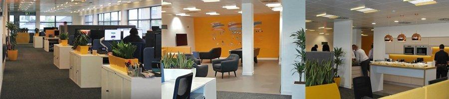 Arrow Glasgow office