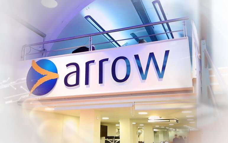 How Arrow transforms their own offices with collaboration