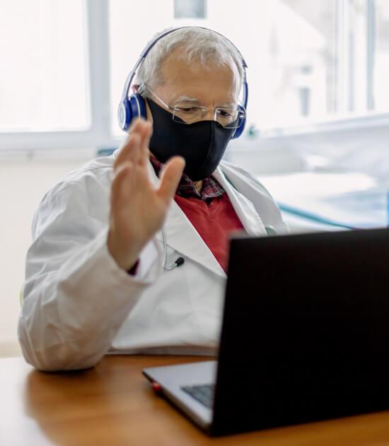 healthcare video consultation