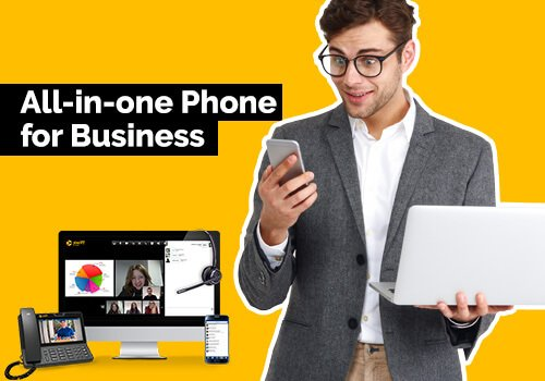 swift all in one phone for business